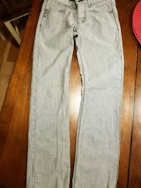gray and white denim jeans Barrie, L4N 9X4