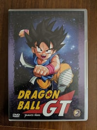 Dragonball GT DVD 2