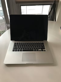 """Fully functional 2012 MacBook Pro 15"""" Retina w. charger Toronto, M5V 1S4"""
