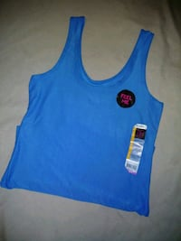 blue tank top Los Angeles, 90011