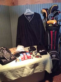 GOLF ACCESSORIES!   MAKE AN OFFER!  (CLUBS HAVE BEEN SOLD) Chester, 06412
