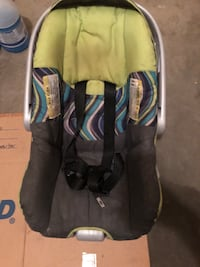 black and green car seat carrier Woodbury, 55125