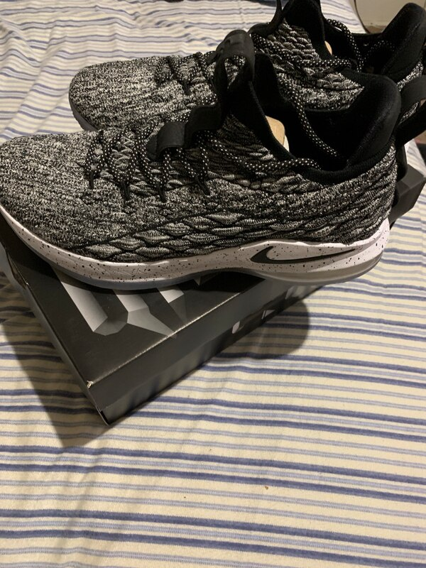 77bd6310a52630 Used Lebron 15 Lows for sale in Douglasville - letgo