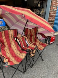 Portable two person seater Baltimore, 21206