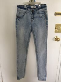 Denim ardene jeans pants size 7 , brand new no tag nevar been  worn