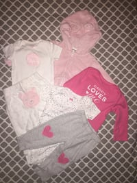 Baby girls clothes Mississauga, L4W 3W3