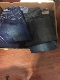 """Girls , boys , ladies clothes""""Moving Sale"""" Mississauga, L5V"""