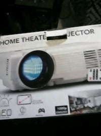 RCA Home theater projecter 73 km