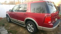 Ford - Explorer - 2001 Egg Harbor Township, 08234