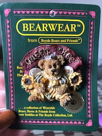Boyd's bear pin New Oxford, 17350