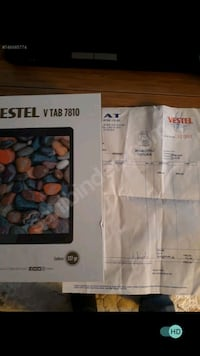 vestel tablet 8gb 7.5 inc garantili faturalı  Güney, 41780
