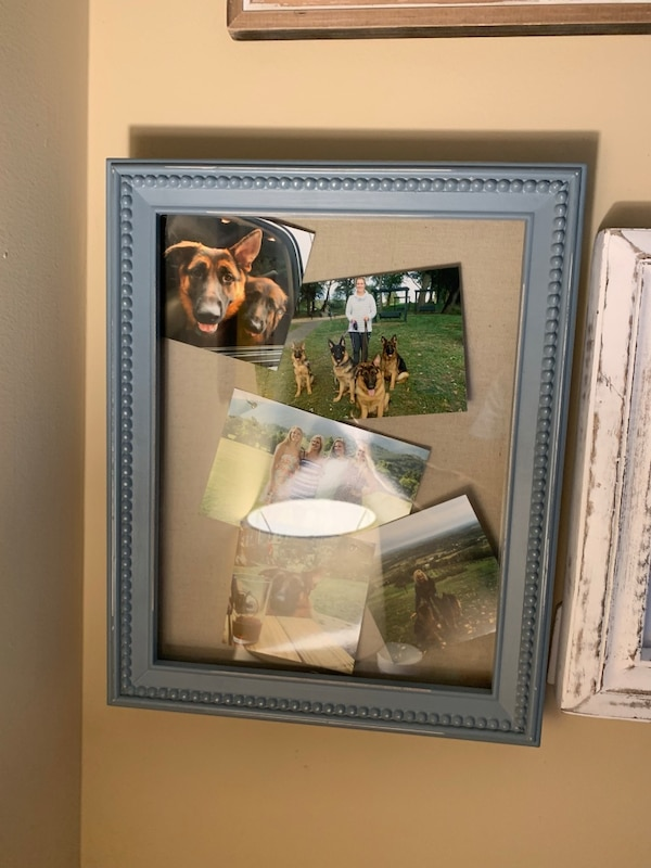 Photo box 12x15 with 3 pins included