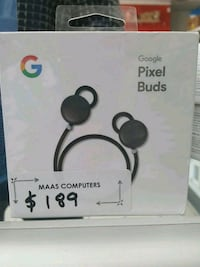 Google Pixel Buds with Charging Case Brand New Toronto, M5A 2G5