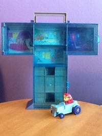 Teen titans go tower San Antonio, 78213