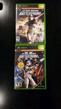Battlefront 1&2 original. Pickering, L1V 1J8