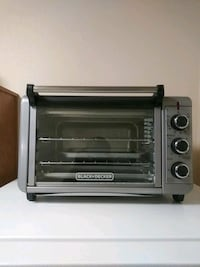 gray and black Emerson toaster oven Las Vegas, 89115