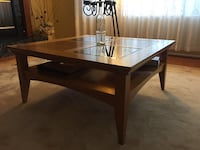 rectangular brown wooden dining table Anaheim, 92808