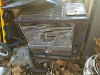 Oil heater used unknow anything 31 km