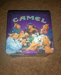 New Vintage 1994 Joe Camel Poker Set Ventura, 93003