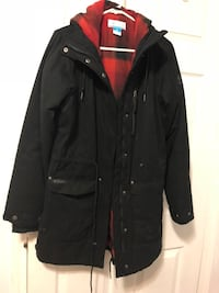 black zip-up jacket Calgary, T3J