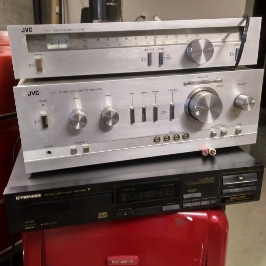 Blast from the past... Woodward's Stereo