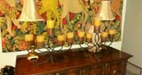Candelabras with Candles Olympia, 98502