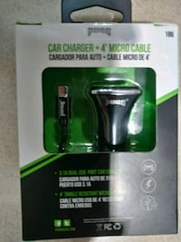 BRAND NEW CAR CHARGER!