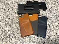 6 Piece iPhone 7 Plus or iPhone 8 Plus Case and Holster Set Denton, 76207