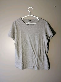H&M Cotton T-shirt - Grey