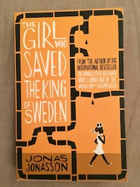 JONAS JONASSON The girl who saved the king of Sweden Madrid, 28020