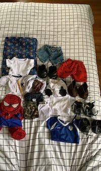 Build-A-Bear cloths