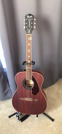 Fender Tim Armstrong Hellcat Acoustic-Electric Guitar Manassas, 20111
