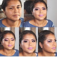 Wedding makeup Brick, 08724