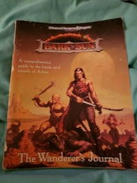 Dark sun wanderers journal vintage 1991 Tewksbury, 01876