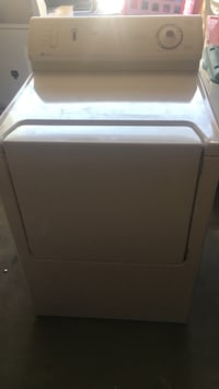 White front-load dryer  Apache Junction, 85120