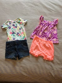 9-12 month baby girl clothes Calgary, T3K 5A2