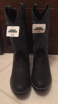 REAL!! cowboys boots size3.5 I bought them for $90 Grand Rapids, 55744