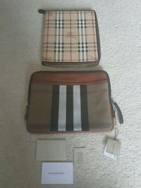 Burberry pouch - tablets iPad Milton, L9T 8W5