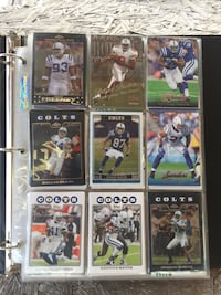 Football players cards Clermont, 34711
