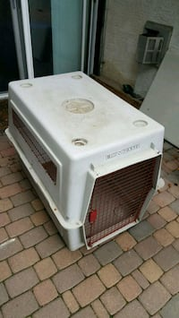 XL dog kennel Chestermere