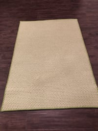 Elegant Green and White Area Rug Lincroft, 07738