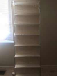 Wall Mountable Book Shelf (2) 28 km