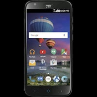 ZTE champ --TotalWireless.2wks used Great shape.  Spokane, 99205