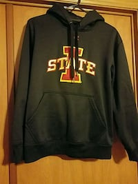 Under armour iowa state hoodie size small  Maxwell, 50161