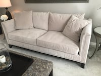 Z gallerie Pauline sofa like pottery barn, havertys, crate and barrel, pier 1, restoration hardware Aldie, 20105