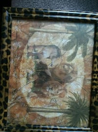 brown and black abstract painting Christiansburg, 24073