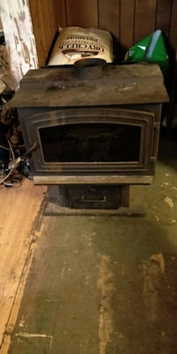 REDUCED PRICE...  WOOD STOVE Silver Springs, 14550