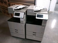 Canon imageRUNNER ADV C3325i Color Copier - Low Meter Woodbridge, 22192