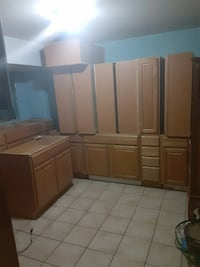 "BASE CABINETS  2x39""  2x18""   36"" sink base 27""   12""  4draw 15"""