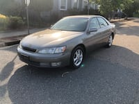 1999 Lexus ES300 Leather Sunroof Alloy Wheels, VA Inspected, Runs Great Fredericksburg, 22407